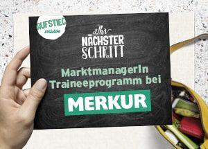 MarktmanagerIn Traineeprogramm bei Merkur