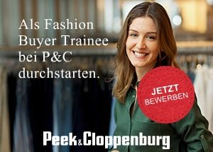 Peek & Cloppenburg Traineeprogramm