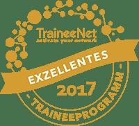 TraineeNet Exzellentes Traineeprogramm GOLD