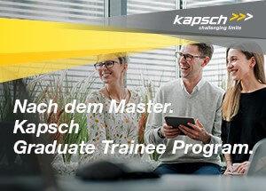 Kapsch Trainee
